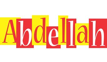 Abdellah errors logo