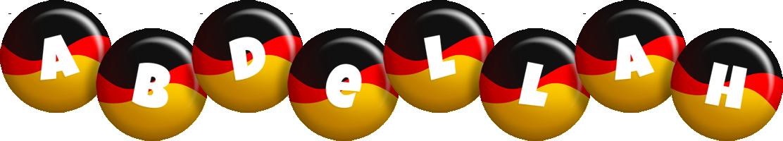 Abdellah german logo