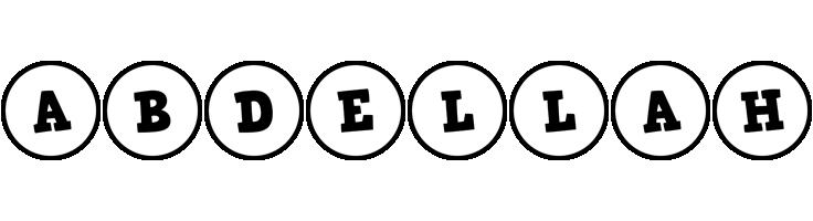 Abdellah handy logo