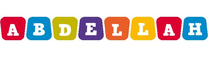 Abdellah kiddo logo
