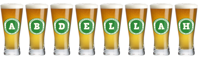 Abdellah lager logo