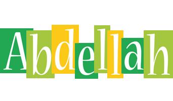 Abdellah lemonade logo