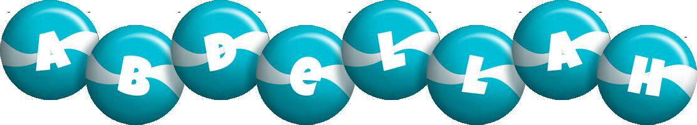 Abdellah messi logo