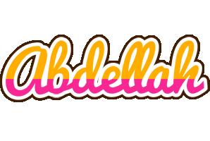 Abdellah smoothie logo