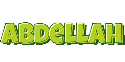 Abdellah summer logo
