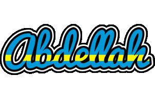 Abdellah sweden logo