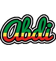 Abdi african logo