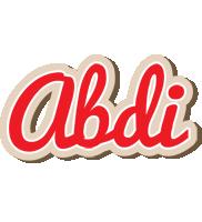 Abdi chocolate logo