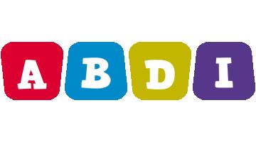 Abdi daycare logo