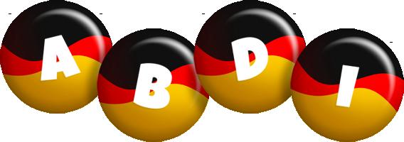 Abdi german logo