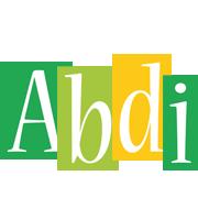 Abdi lemonade logo