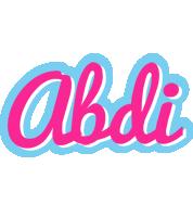 Abdi popstar logo