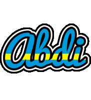 Abdi sweden logo