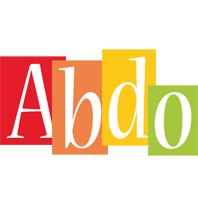 Abdo colors logo