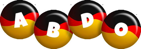 Abdo german logo