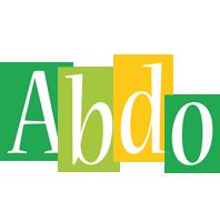 Abdo lemonade logo