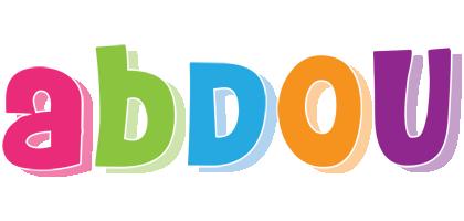Abdou friday logo
