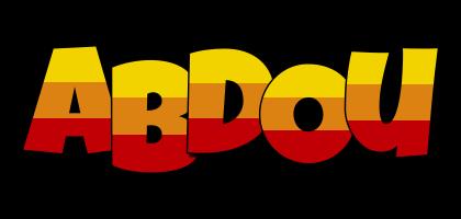 Abdou jungle logo
