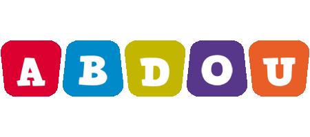 Abdou kiddo logo