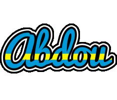 Abdou sweden logo