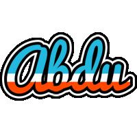 Abdu america logo