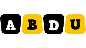 Abdu boots logo