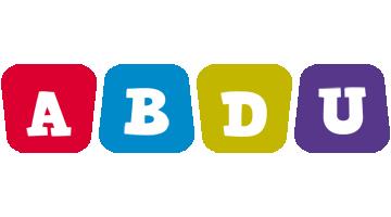 Abdu daycare logo