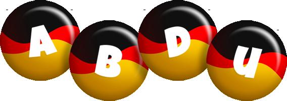 Abdu german logo