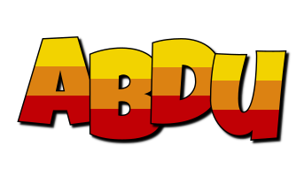 Abdu jungle logo