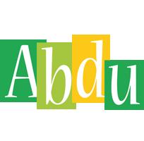 Abdu lemonade logo