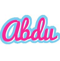 Abdu popstar logo