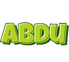 Abdu summer logo