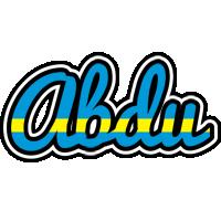 Abdu sweden logo