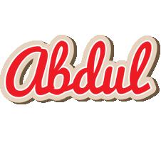 Abdul chocolate logo