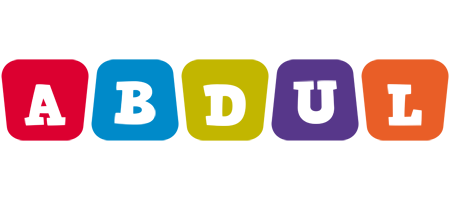 Abdul daycare logo