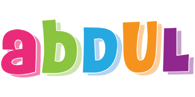Abdul friday logo