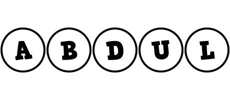 Abdul handy logo