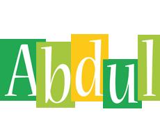 Abdul lemonade logo
