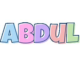 Abdul pastel logo