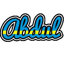 Abdul sweden logo
