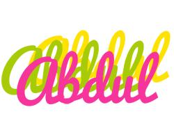 Abdul sweets logo