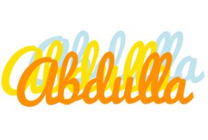 Abdulla energy logo