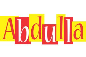 Abdulla errors logo