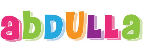 Abdulla friday logo