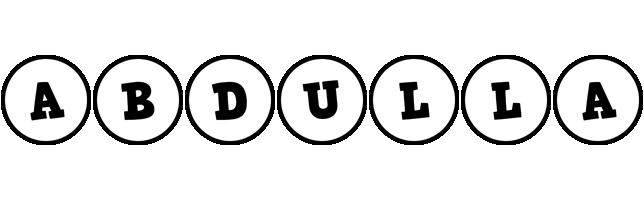 Abdulla handy logo
