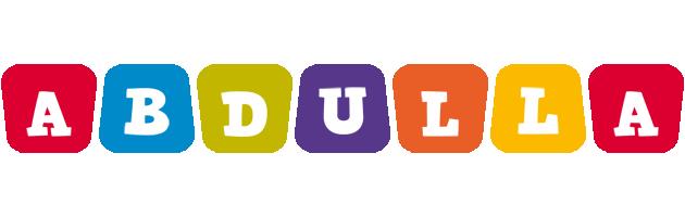 Abdulla kiddo logo
