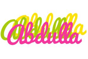 Abdulla sweets logo