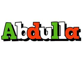 Abdulla venezia logo