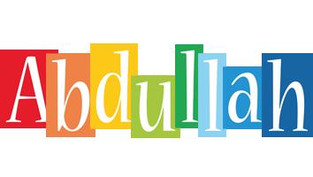 Abdullah colors logo