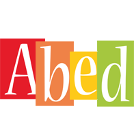Abed colors logo